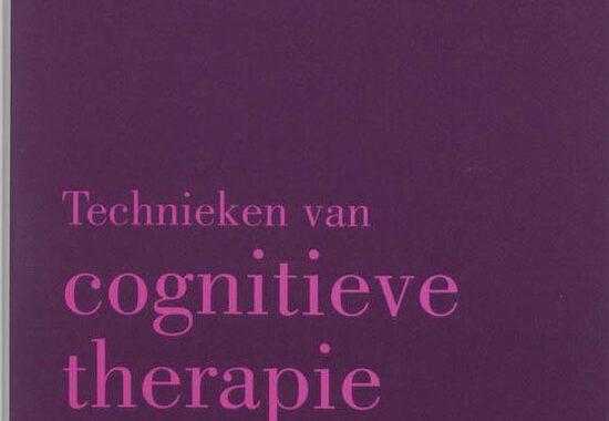 technieken van cognitieve therapie