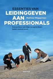 leiding geven aan professionals